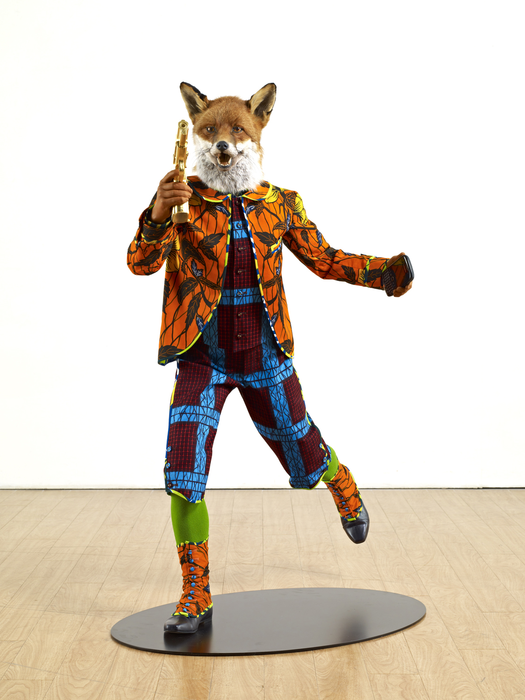 Revolution Kid (Fox Boy) Copyright: Yorkshire Sculpture Park.