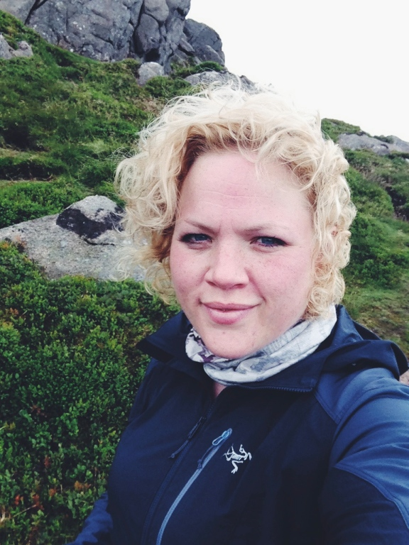 Climbing Clachnaben