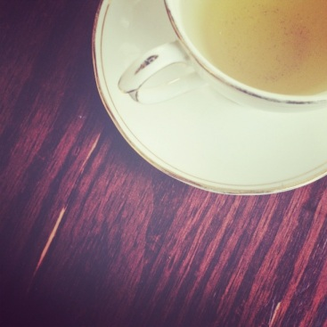 Tea. Vital to my existence and now a new blog!