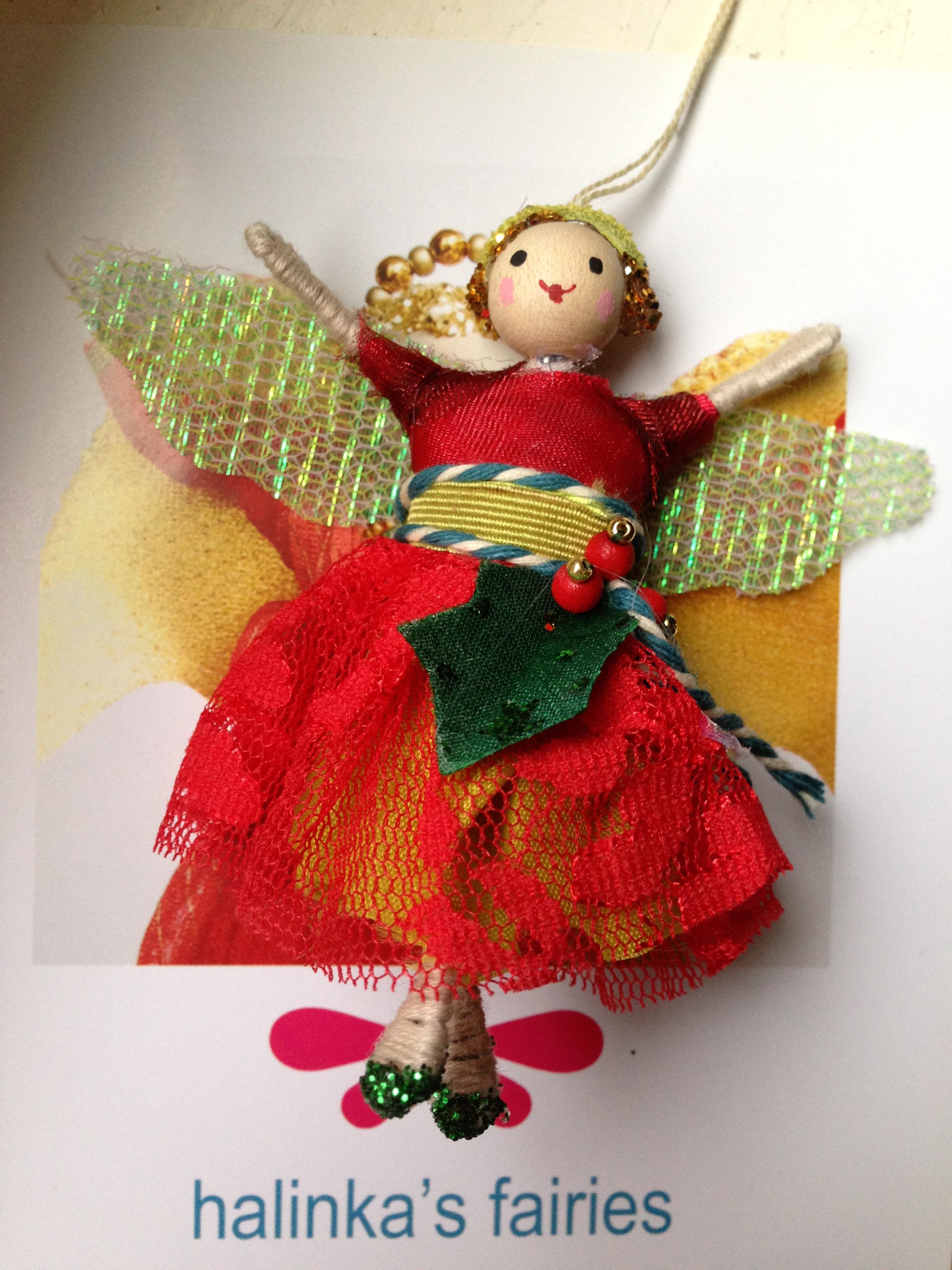 Malinka's fairy