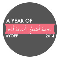 A Year of Ethical Fashion