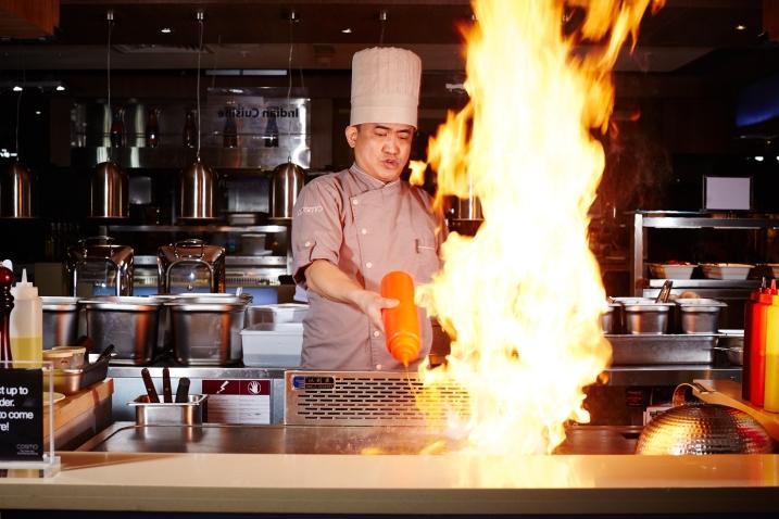 COSMO restaurant Leeds